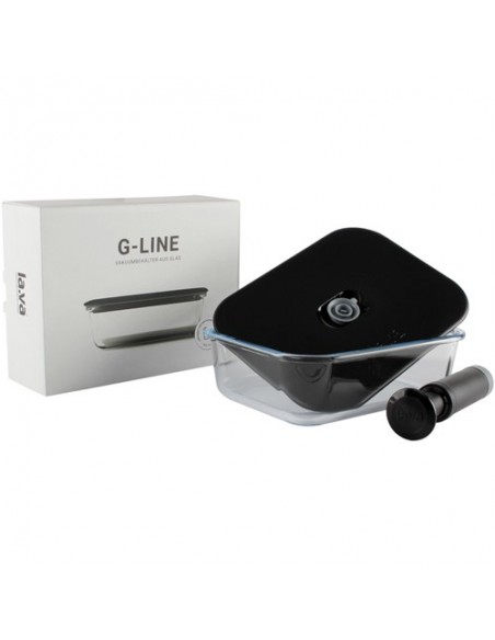 Pojemnik próżniowy szklany G-line