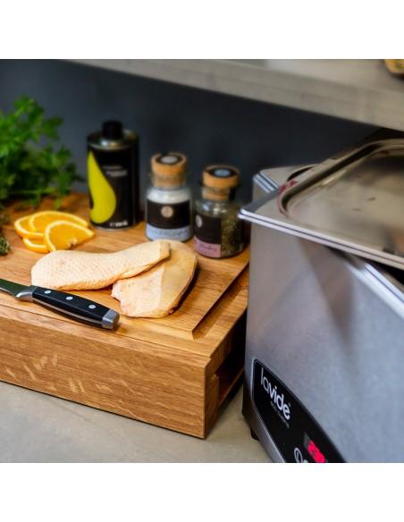 Gotowanie sous vide w wannie LaVide